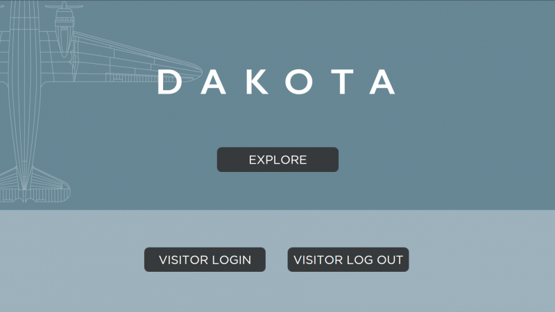 Dakota Interactive Presentation Experience