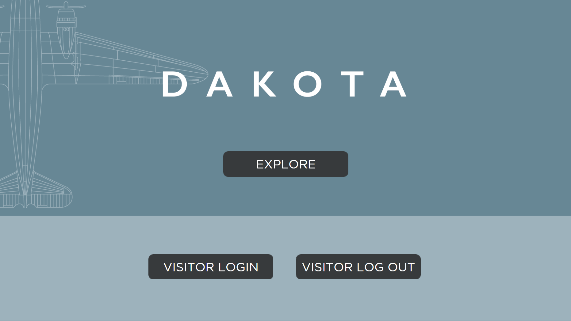 Dakota Interactive Presentation Experience